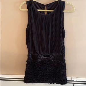 Topshop Black Dress Size 6